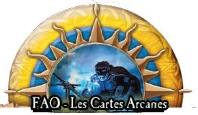 cartes arcane